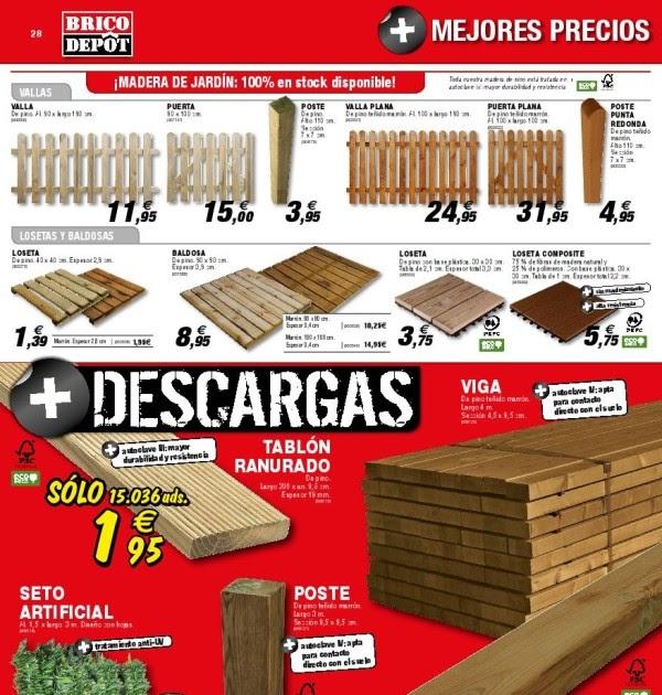 Casas De Madera Prefabricadas Pergolas Madera Brico Depot