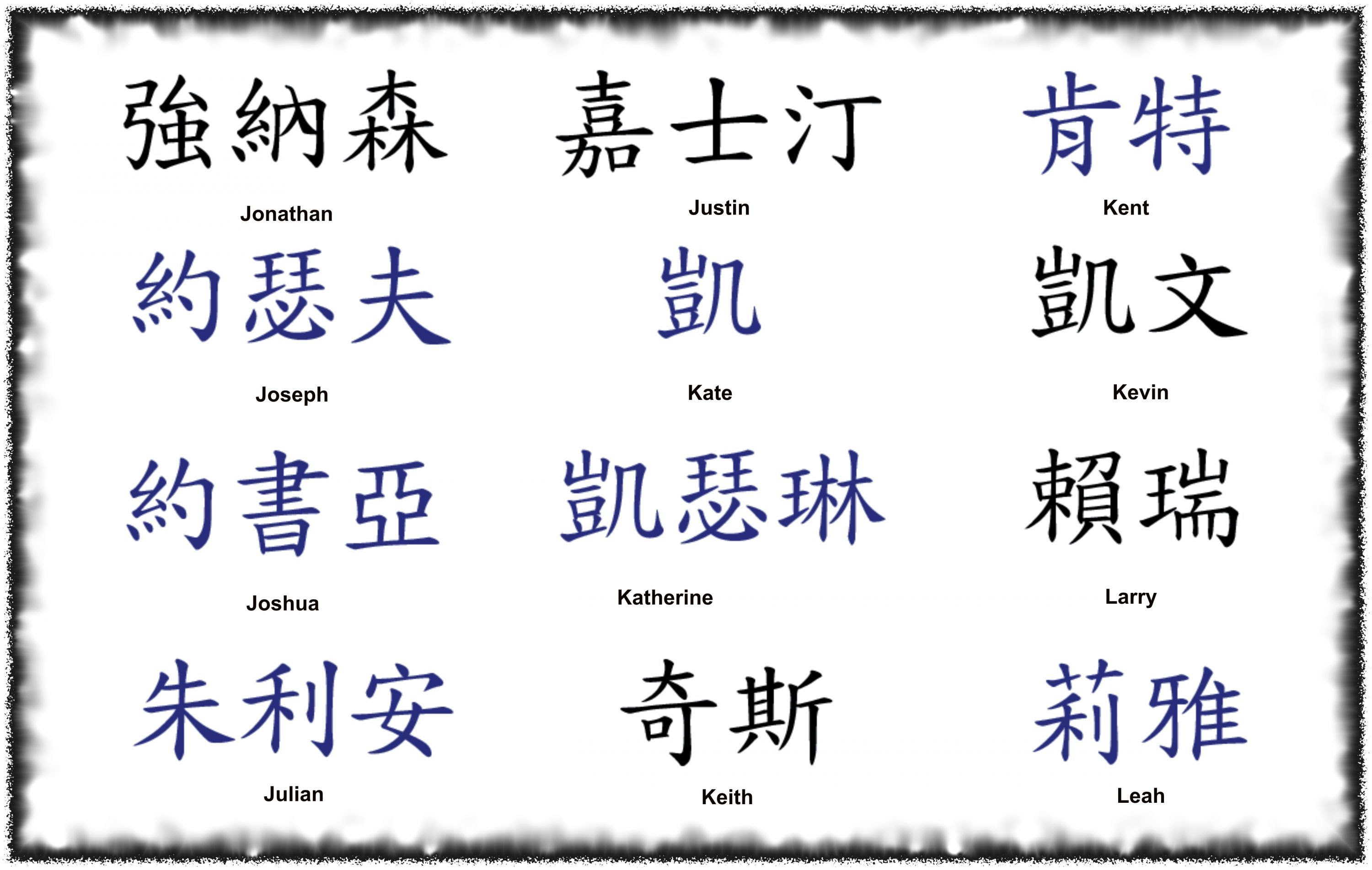 Chinese Tattoo Meanings And Symbols Choice Image Meaning Of This