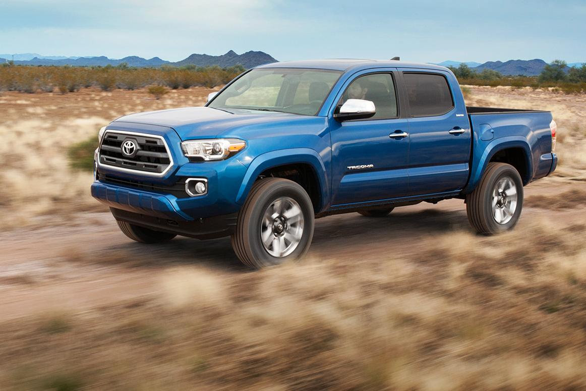 Mid-size Trucks are Making a Comeback, But They're ...