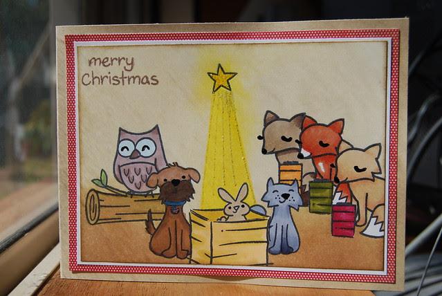 Critters Nativity