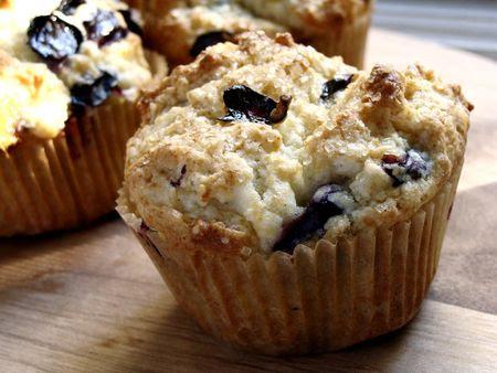 gluten free concord grape muffins