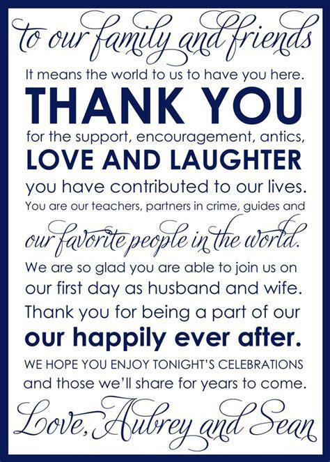 Cute Wedding Thank You Quotes. QuotesGram