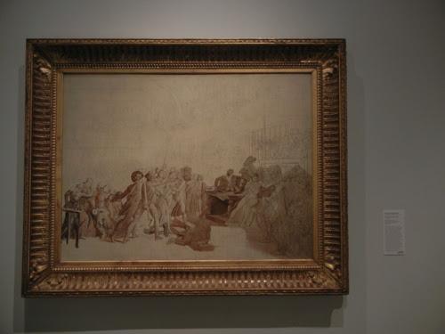 DSCN7935 _ The 10th of August, 1792, c.  1795-1799, Baron François-Pascal-Simon Gérard (1770-1837),  LACMA