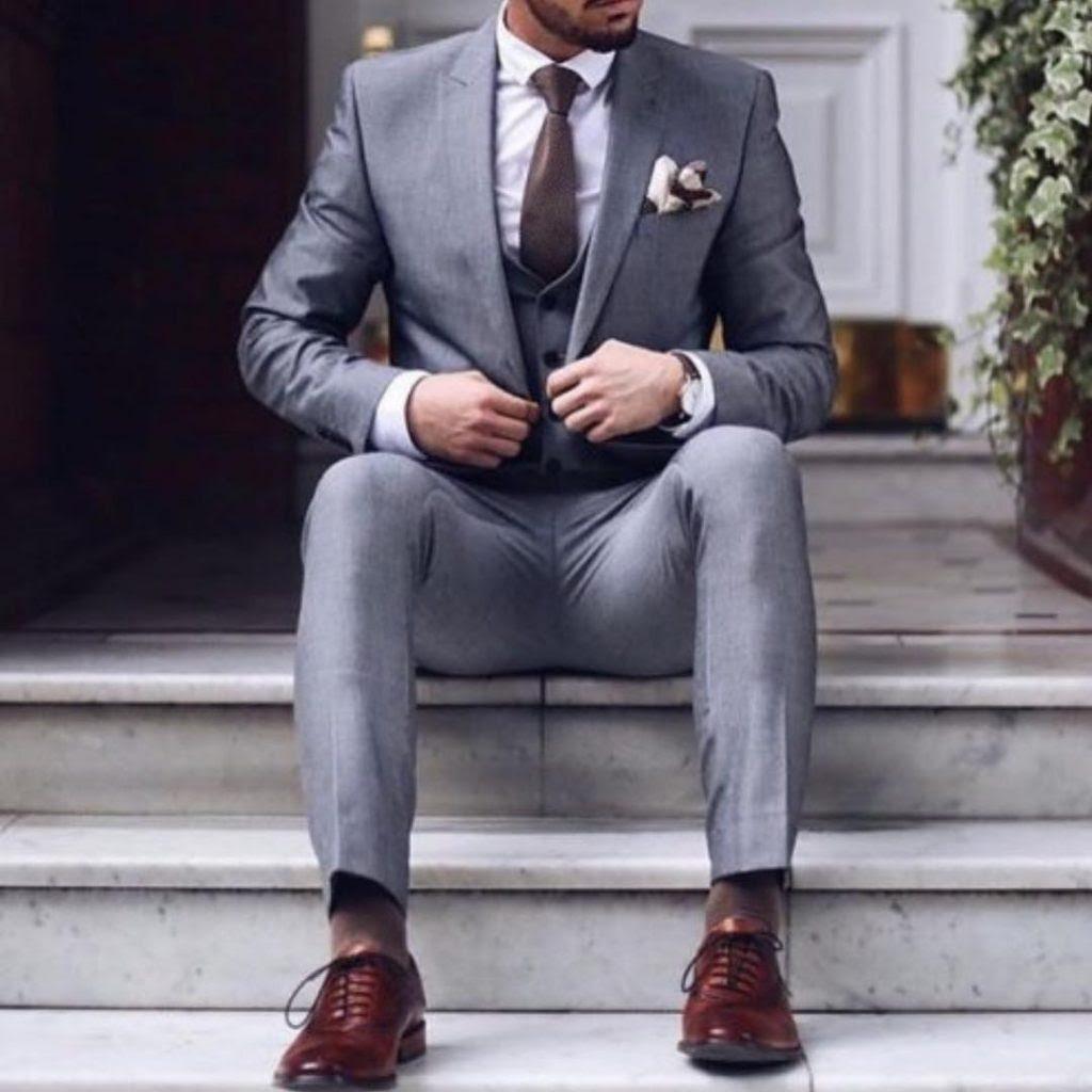 Wedding Coat Pant New Style 2018