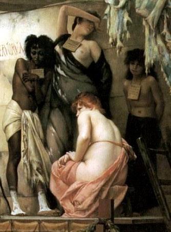 escravos na Grécia Antiga