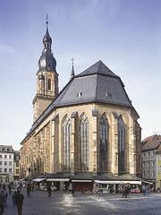 Heiliggeist Church, Heidelberg, Germany