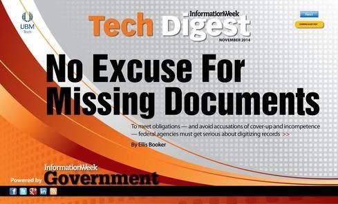 Di pemerintahan, tidak ada alasan DOKUMEN HILANG, gunakan Document Management System