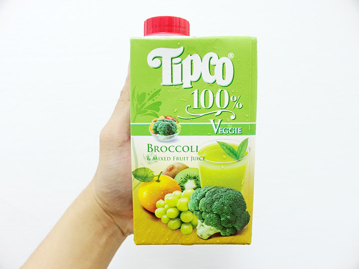 broccoli juice