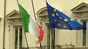 Italia, crescita rivista al ribasso. Allarme deficit-Pil oltre il 3%