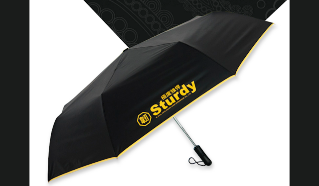【Nendaz 極度強悍】Sturdy 超大降溫全自動雨傘 台灣監製 特價 $268