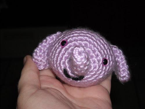 Jena's Elephant Head