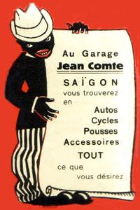 Garage Jean Comte Saïgon