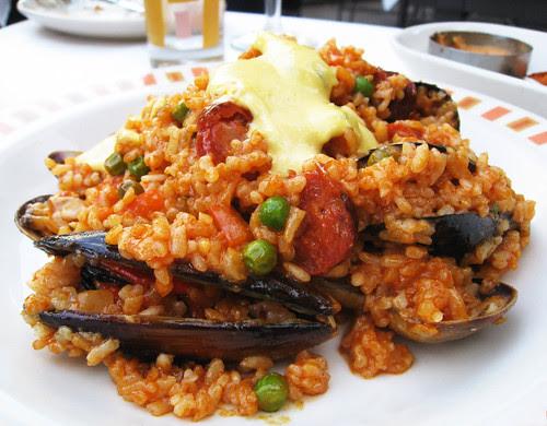 '09 Dinner at Ciudad