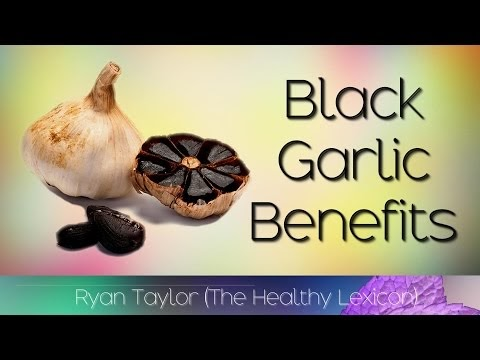 Black Garlic: Benefits & Facts