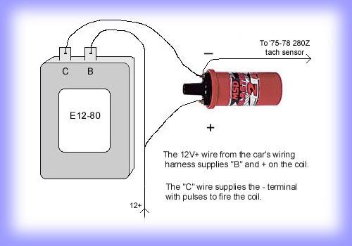 Tech Wiki B310 Electronic Distributor Swap Datsun 1200 Club