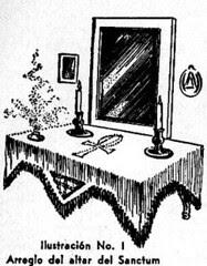 Sanctum rosacruz (Phileas Fogg Yorugua) Tags: sanctum rosicrucian santuario amorc rosacruz