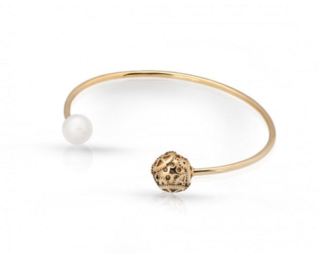 Ludovica Andrina : des bijoux qui s'inspirent des composants horlogers