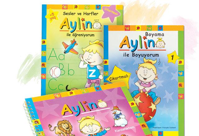 çocuklar Için Aylin Serisi Hikaye Kitapları Editörün Seçtikleri