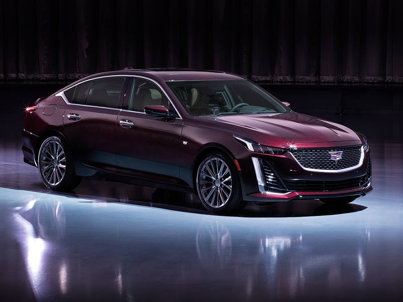 cadillac ct5 to get super cruise in  new car