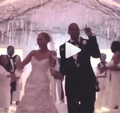 Beyonce and Jay Z Wedding Video Released