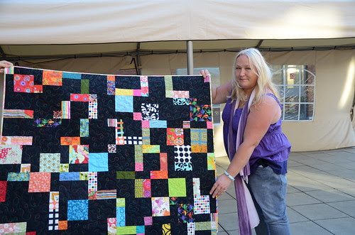 Siblings Together Quilt from VMQG