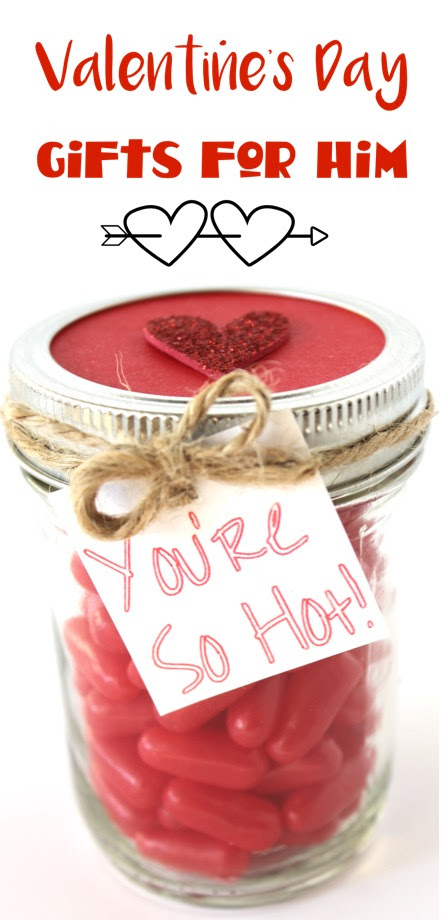 49 Valentines Day Gifts For Him The Frugal Girls