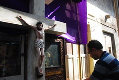 Jesus Comes Alive During Lent .. On Good Friday He Walks With Humanity by firoze shakir photographerno1