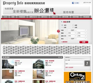 Property Agent Website : Property Info