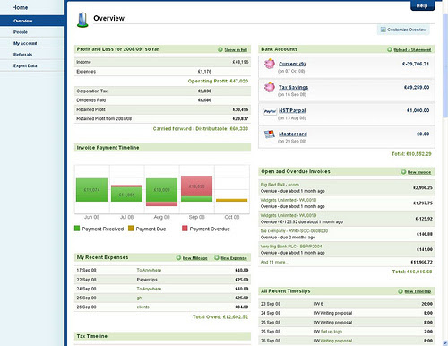 Goflex home dashboard download