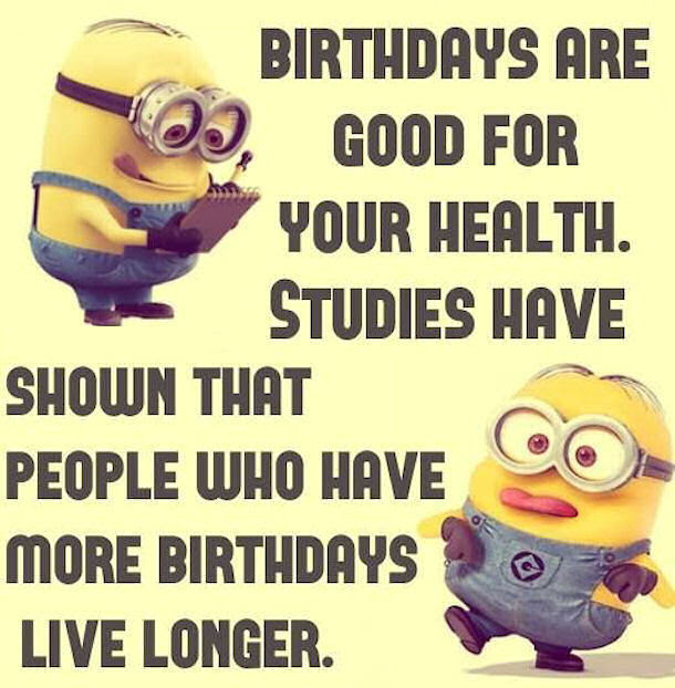 Birthday Funny Minion Quote Pictures Photos And Images For