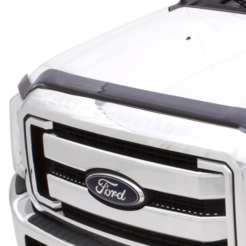 reflect your exact vehicle! Lund®  Interceptor Smoke Bug Deflector