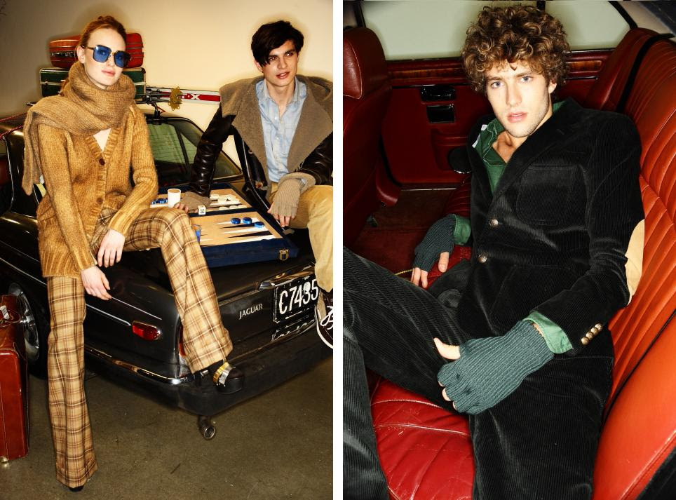Band Of Outsiders Fall/10
