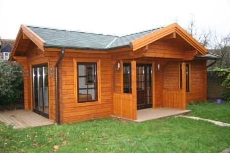 Brook Lodge Granny Annex 1