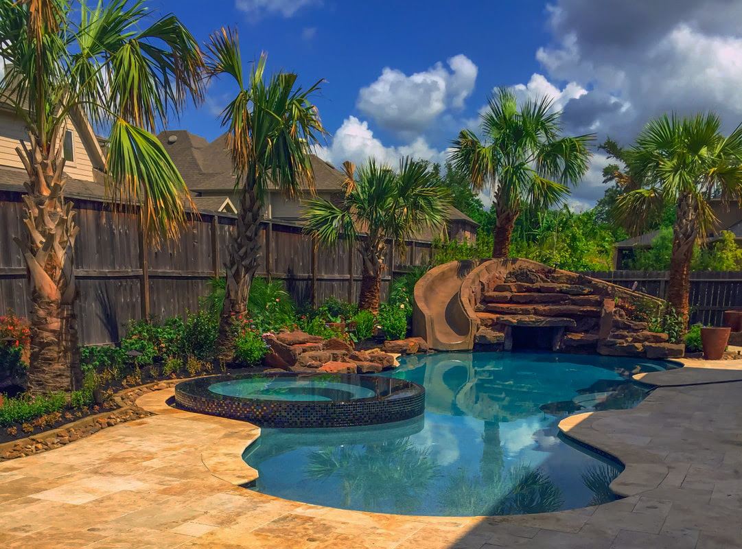 Backyard Landscape Design Ideas With Pool