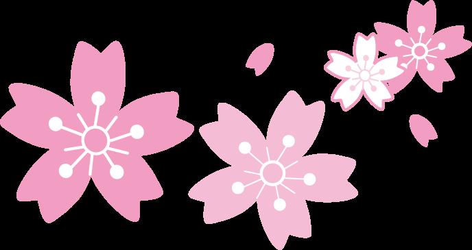 桜のイラスト無料イラスト