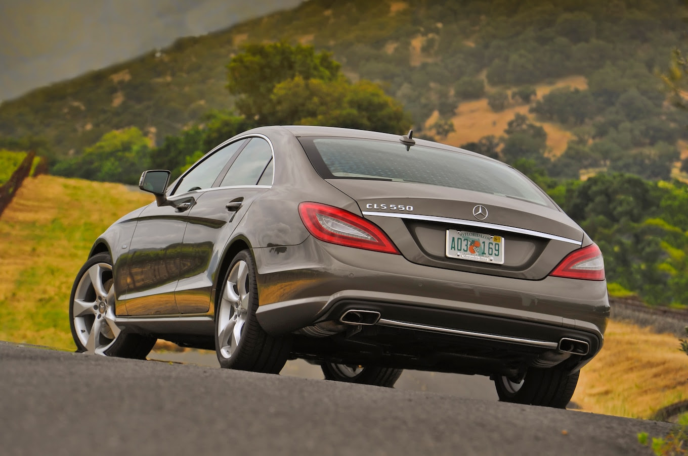 2012 Mercedes-Benz CLS-Class Reviews and Rating   Motor Trend