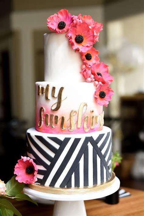 Modern Pink and Orange Wedding Ideas ? Destination Wedding