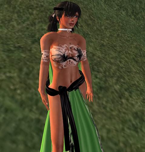 25L Tuesday Inara's Fantasy Couture silks