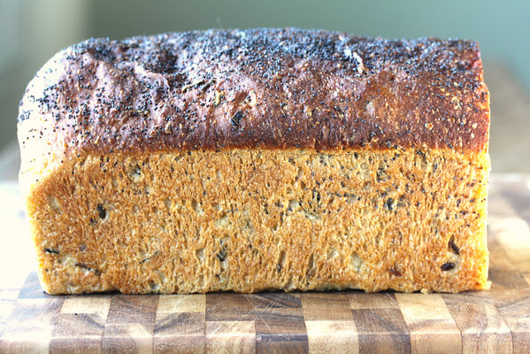 Multigrain and Seed Bread Extraordinaire