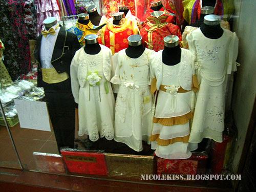 modern costume