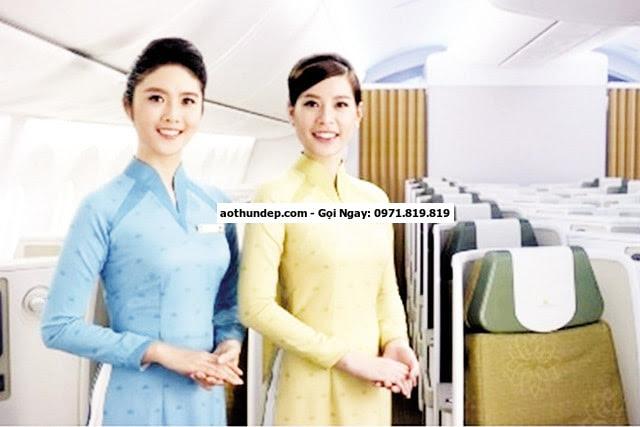 áo dài của tiếp viên hàng không