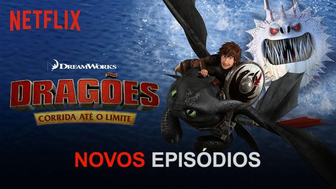 Dragões: Corrida até o Limite | filmes-netflix.blogspot.com