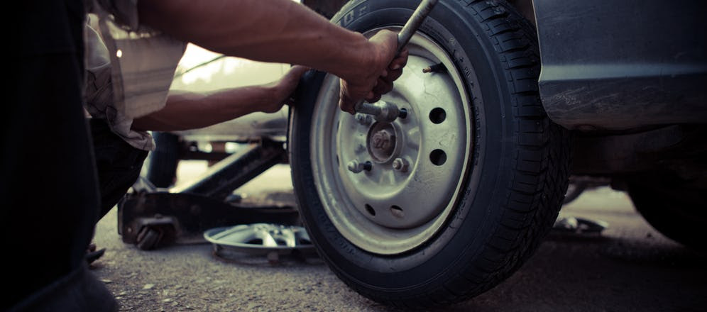 How To Change A Flat Tire Instamotor