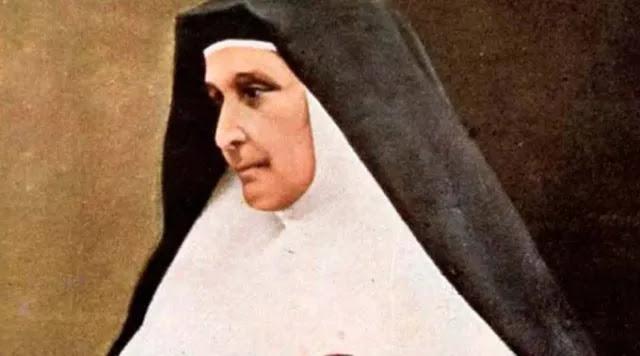 Mother Catalina de María Rodríguez.