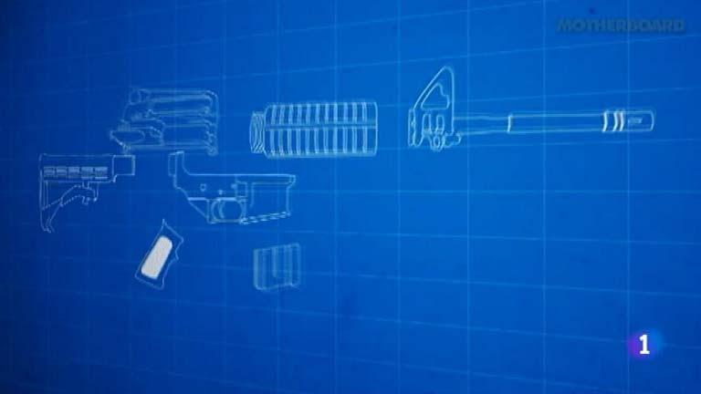 La primera pistola 'imprimible' eleva la controversia sobre las armas de fuego en EE.UU.