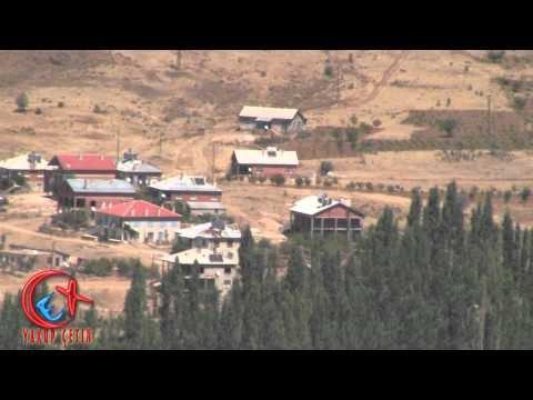 Bozkır Yazdamı Köyü Genel Görünüm Videosu 26.08.2012