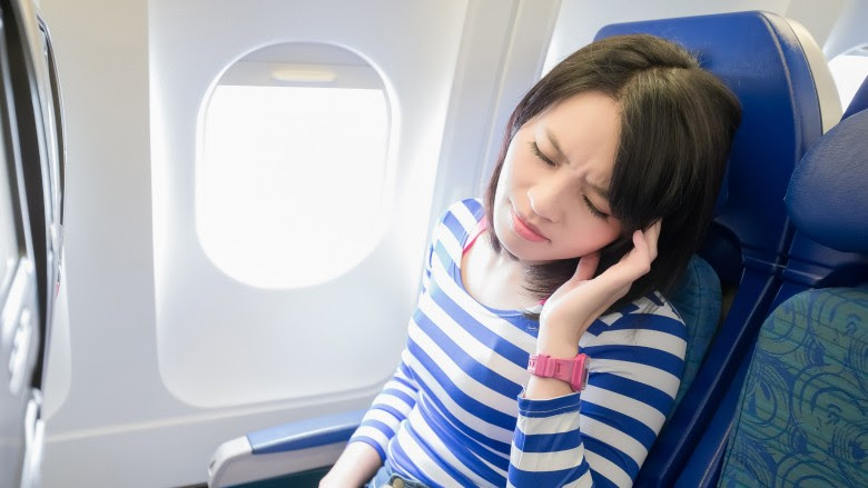 Unhealthy mistakes you make when you fly