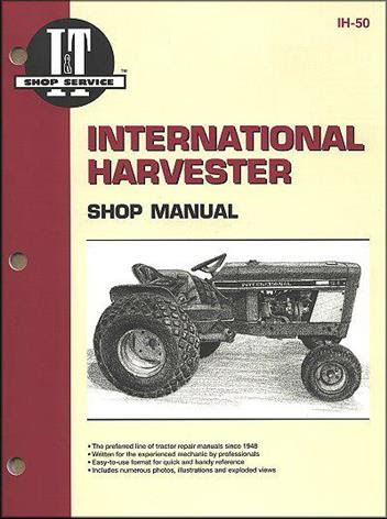 International Harvester 1947 - 1980 Farm Tractor Owners ...