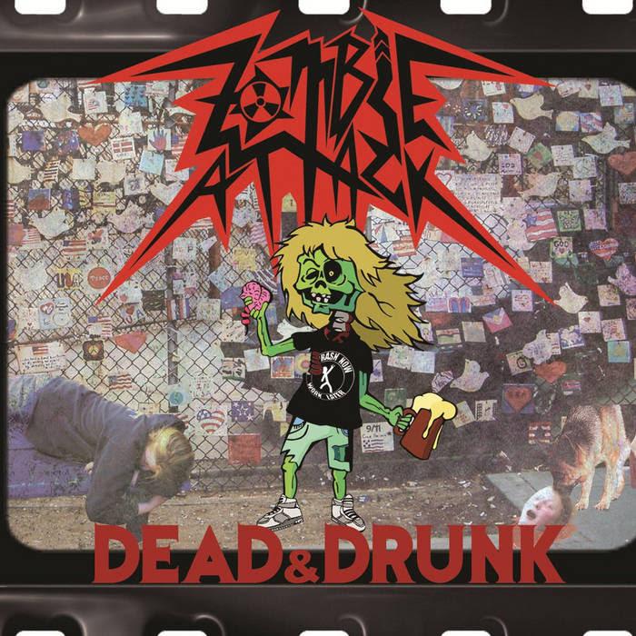 Dead & Drunk cover art