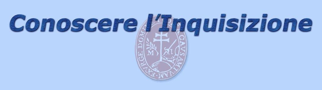 titolo conoscere l'inquisizione